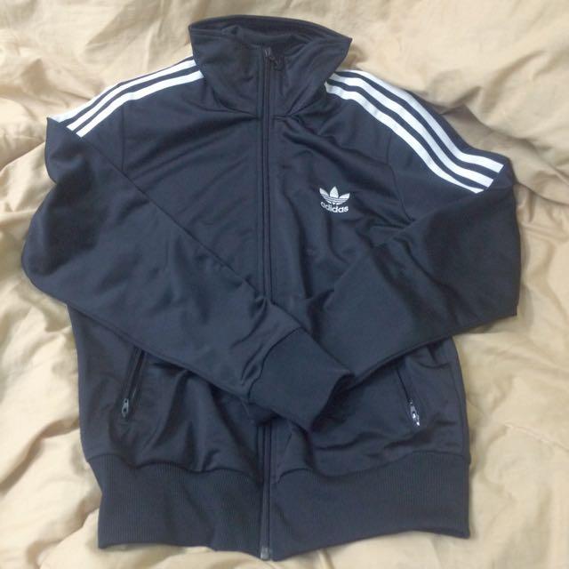 Adidas正版經典三片葉外套