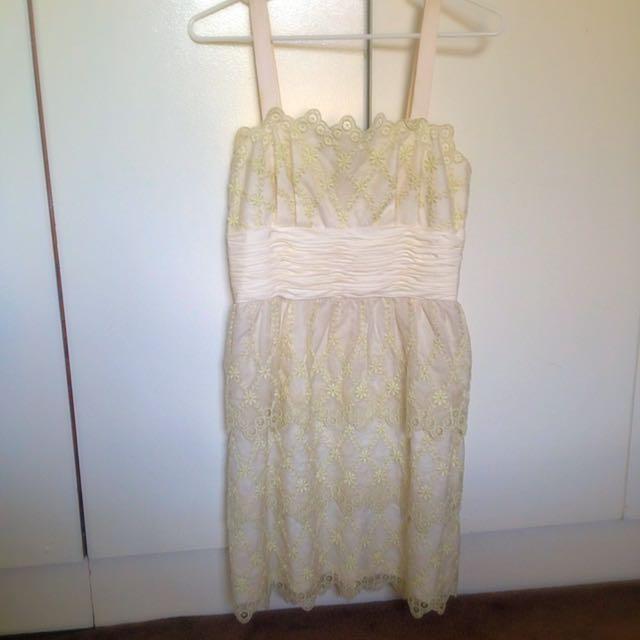 Alannah hill Lace Dress