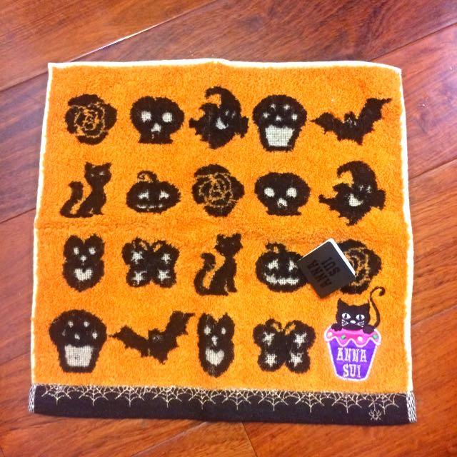 全新-Anna Sui 方巾