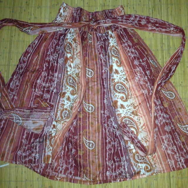 Antique Skirt