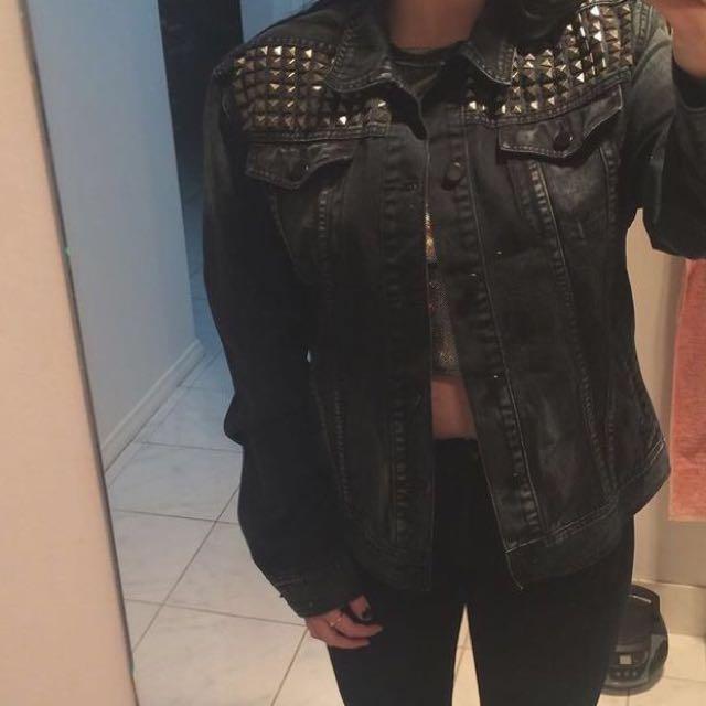 Black Friday Denim Jacket