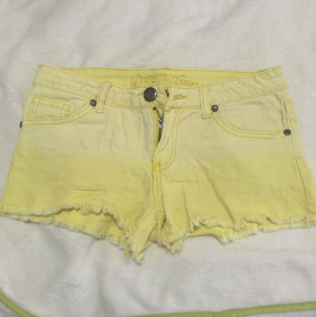 Deluxe Doll Short