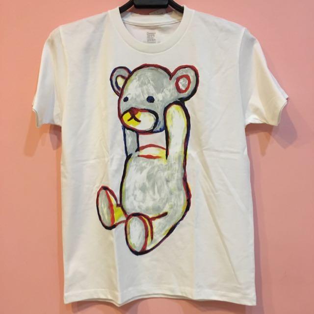 東京連線✨✨Design Tshirt Store Graiph 拔頭熊T-shirt