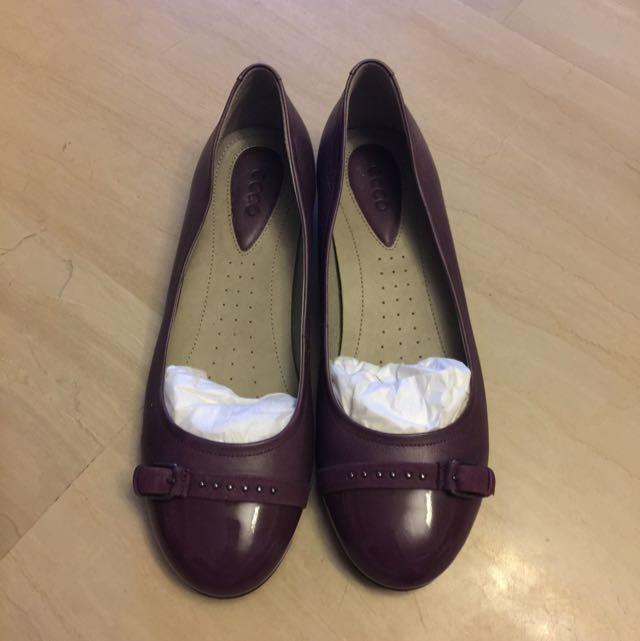 ECCO Touch 15 Ballerina Flats Shoes 39