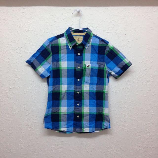 Hollister 短襯衫
