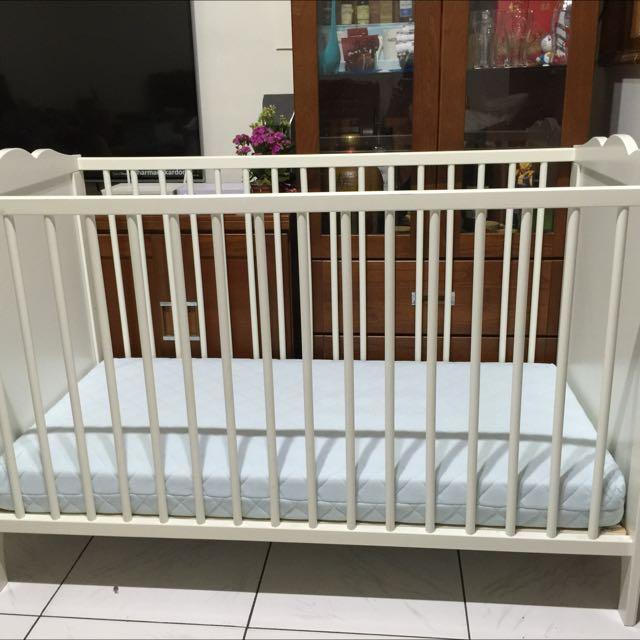 Ikea嬰兒床組