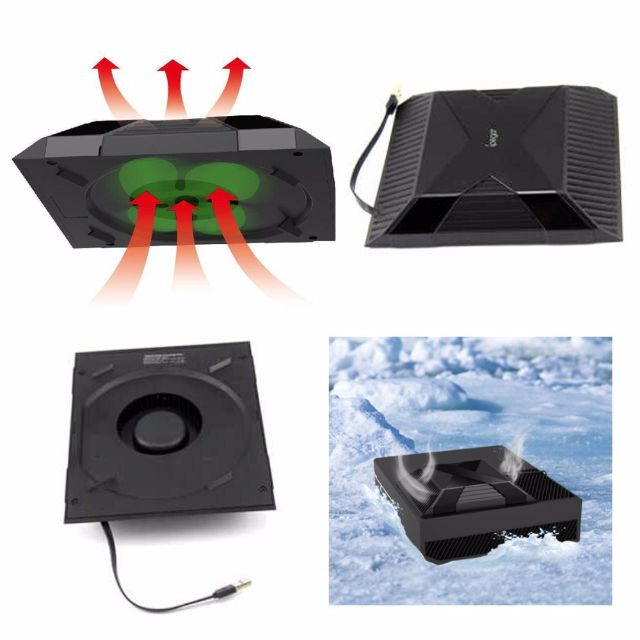 IPEGA USB External Auto-Sensing Cooling Fan For Xbox One Console