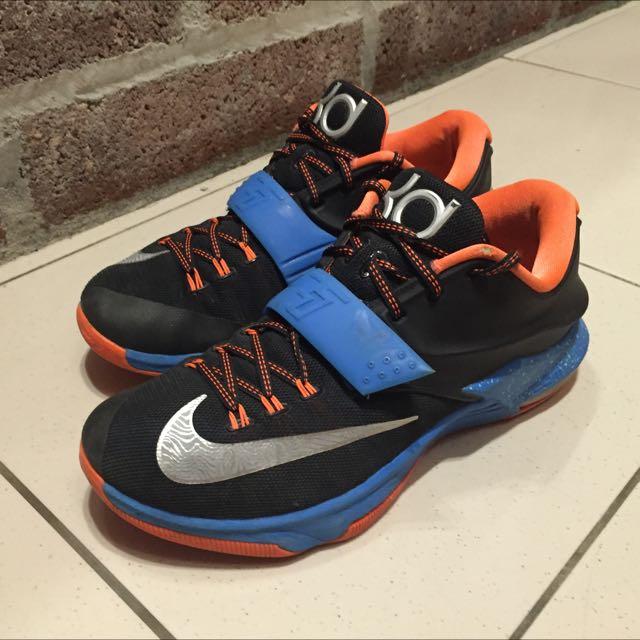 KD7 籃球鞋 US9.5