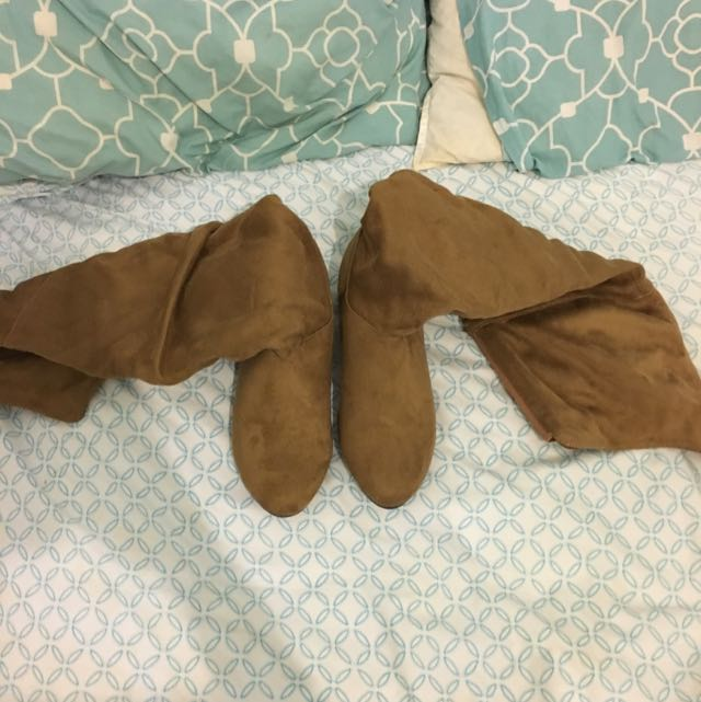 Knee High Boots - Size 8