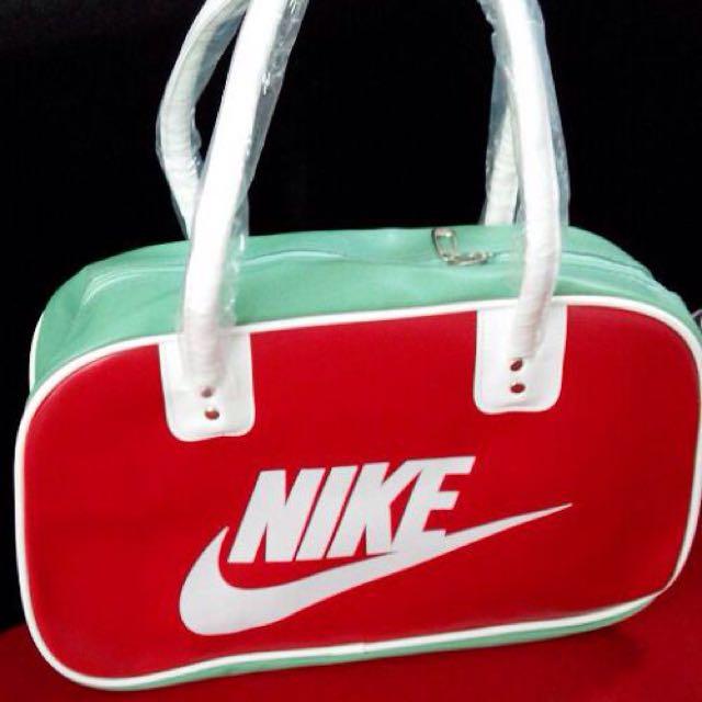 🍀預購🍀兩色🎈經典nike手提包