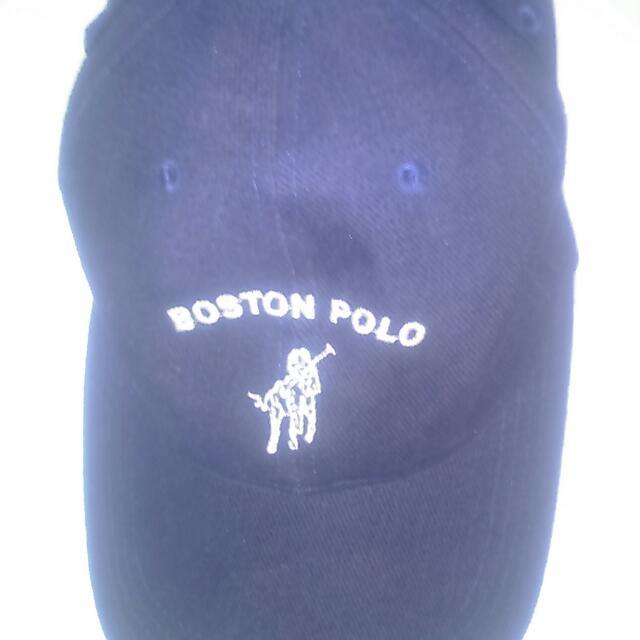 (保留)Polo 老帽  深藍  (含運)