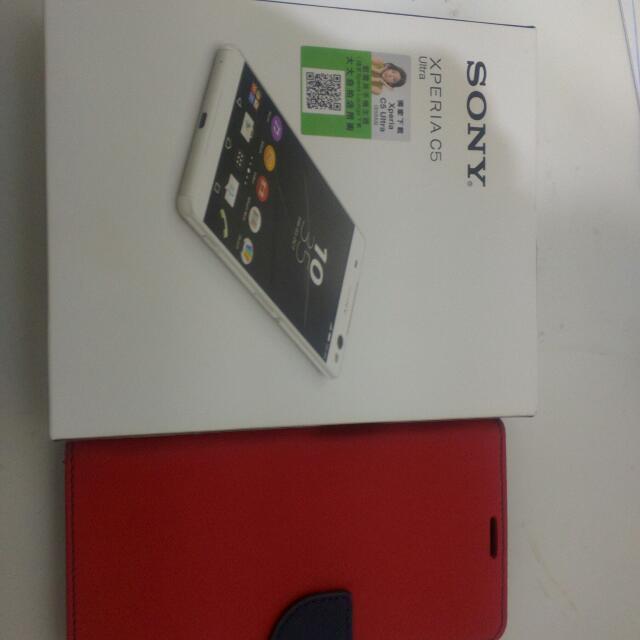 Sony C5 Ultra 使用未滿二個月
