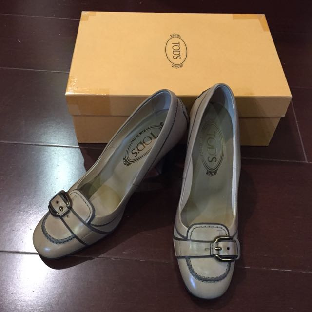 Tods 正品 高根鞋