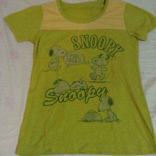 Uniqlo Snoopy T