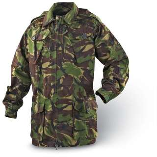British DPM Field Jacket 英軍野戰外套