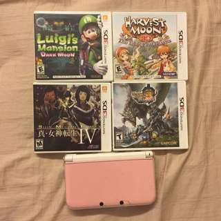 3DS In Pink