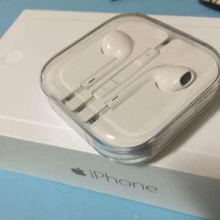 I phone6+原廠耳機