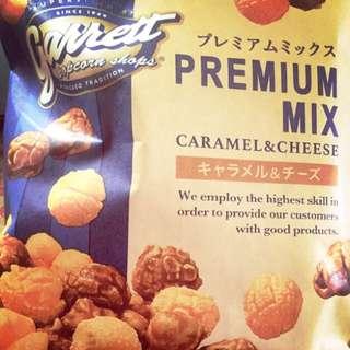 好吃推薦!日本熱銷 零售 焦糖起司爆米花