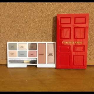 私物❣全新 ElizabethArden雅詩蘭黛 紅色 眼影盤 1+1