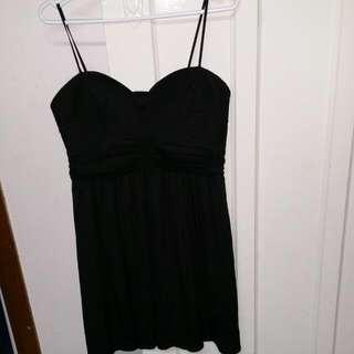 Portmans Mini Black Dress