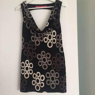 Backstage Dress Size10