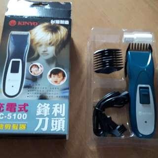 充電式電動剪髮器 理髮器(待匯)