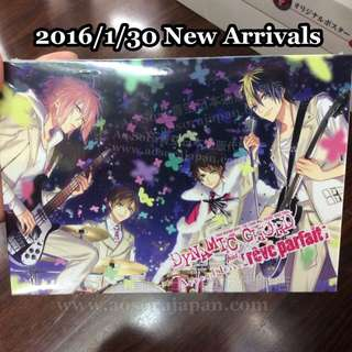 PC Game DYNAMIC CHORD feat.[reve parfait] Append Disc DC season 2 AliceNet First Released Limited Edition