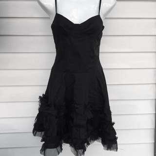 Black Tigerlily Dress