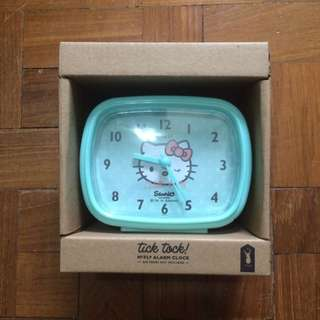 "Typo ""Hello Kitty"" Alarm Clock"