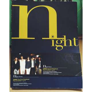 SHINee The First Photobook Part.2 Day Night寫真集
