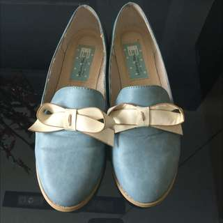 Genuine Leather Shoes Le Bunny Lebunny Size 245