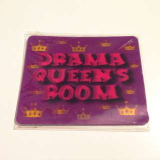 Drama Queen Door Plaque