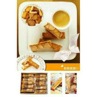 現貨 韓國 樂天義式焦糖奶油千層酥