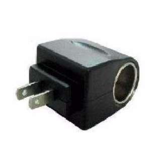 【世明3C】家用點煙器 110V~220V轉直流12V電源 500mA