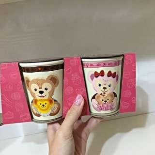 Duffy/ShelliMay情人節陶瓷杯組