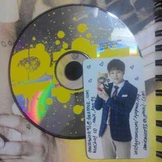 (P) EXO XOXO REPACKAGE CD ONLY