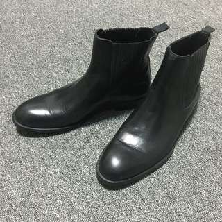 Zara男士踝靴