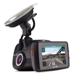 觸控螢幕GPS行車記錄器+16GB記憶卡