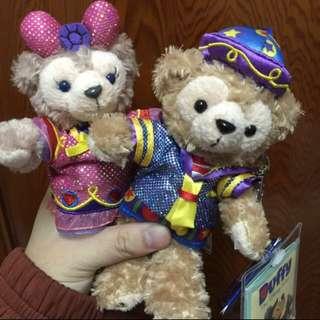 Duffy Shelliemay達菲雪莉 香港迪士尼樂園購入