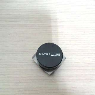 maybeline咖啡色眼線膠
