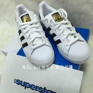 Adidas 金標 Superstar US6.5