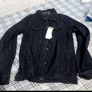(降價售)個性牛仔夾克