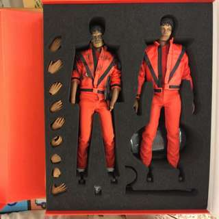 Hot Toys Michael Jackson 麥可傑克森 顫慄