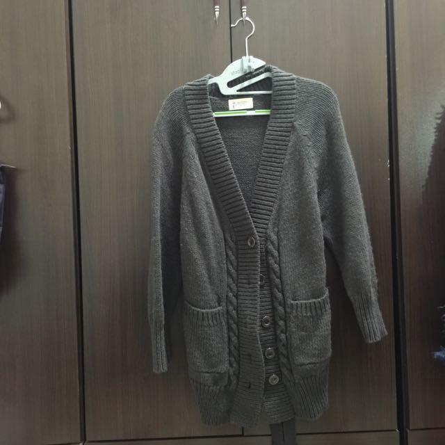 二手針織外套