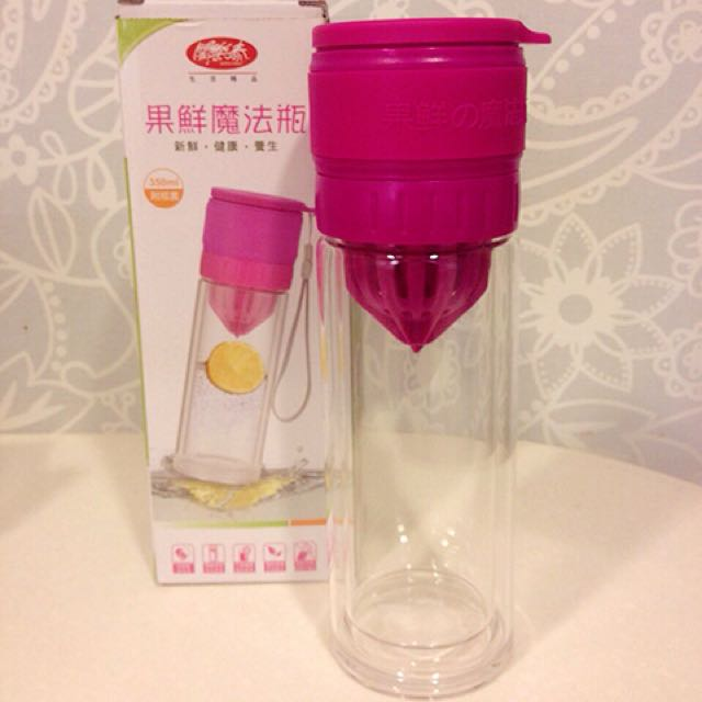 果鮮魔法瓶(全新)