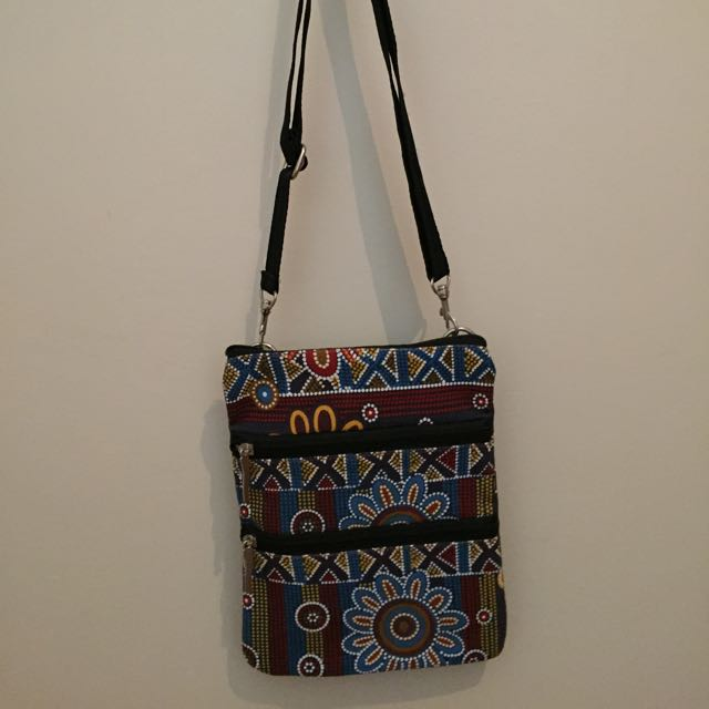 Aboriginal Art Design Bag