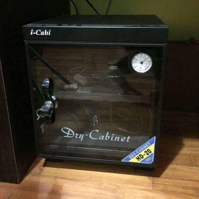 Camera Drybox