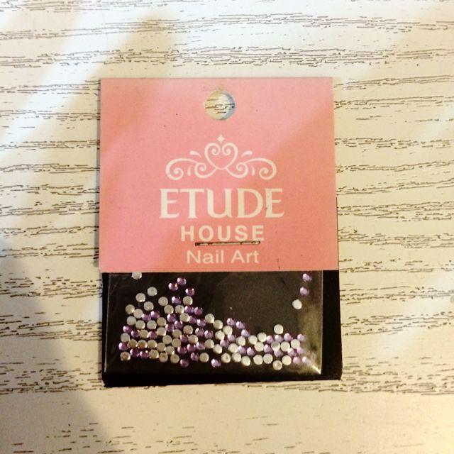 Etude Nail Art Glitter