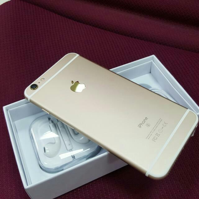 iPhone 6s / iPhone 6s Plus 16g