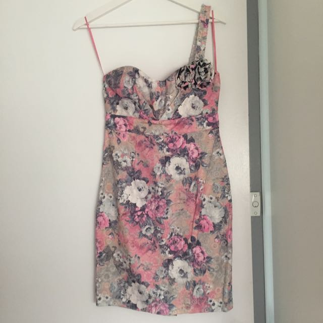 Lolitta Floral Dress Size8